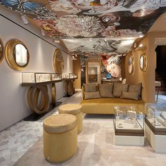 Sicis, the Italian mosaic company famous for its artistic mosaics, has opened a new 5,500-square-foot flagship store on Dover Street, in the heart of Mayfair