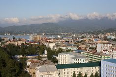Batumi ~ veiw of the city