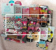 Cathy Doll Philippines Grand Launch | Dear Kitty Kittie Kath- Top Beauty Blogger with Fashion, Lifestyle, and Mommy Blog on the side