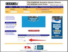 free carfax hack