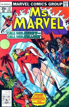 Ms Marvel #12