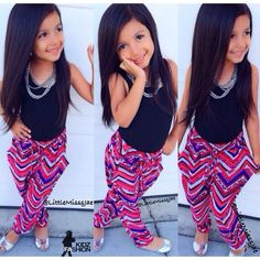 awesome such cute pants for the mini #chevron #party #pants ♥ and with pockets…she's...