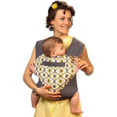 Those, who prefer traditional methods of babywearing, but would like to tie more simply and look stylish at the same time, usually go for a Lili-Tai. Mei Tai Baby Carrier, Baby Wearing, Organic Cotton, Traditional, Baby Slings, Babywearing