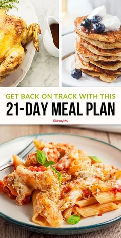 Do you feel like your diet has taken a bit of a dive? Check out this meal plan that will help you get back on track! We have so many healthy options. Ketogenic Diet Meal Plan, Keto Meal Plan, Diet Meal Plans, Clean Eating Dinner, Clean Eating Recipes, Cooking Recipes, Detox Recipes, Healthy Recipes, Healthy Options