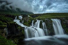 Kirkjufellsfoss by Alexander Jikharev on 500px