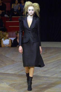 Alexander McQueen : spring/summer 2007 ready-to-wear, look 6