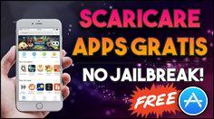 nice NEW! Tutorial - Scaricare Apps Gratis su iPhone-iPad-iPod Touch!   NO Jailbreak   iOS 10