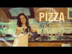 Pizza Rústica Alta e Fôfa • www.luisaalexandra.com