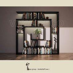 #bookshelf #creative #mdf #wooden #modernlife #interiordesign  کتابخانه کد 2  کلیه طرح ها قابل اجرا با انواع ام دی اف و ملامینه در طرح های مختلف هستند  راه های ارتباطی جهت سفارش  Email : vaya.deco@gmail.com Tel : 09150757884 - 09152202899  گروه طراحی وایا by vaya.deco