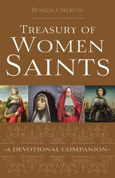 You will be fascinated and inspired by stories of more than 200 women saints.