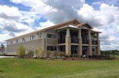 Barndominium Exterior Option | BarndominiumFloorPlans.com | Barndominium Floor Plans | Pole Barn House Plans | Metal Building Homes | Metal Barn Homes