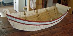 cardboard boat diy hutch studio: Boat Project Continued