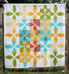 Michael Miller Challenge Quilt ::: front