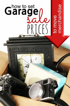 Garage sale prices are expected to be rock bottom. It's the last ditch effort to make a little money. That doesn't mean you should be taken advantage of. It simply means you need to be realistic when you set your garage sale prices. Garage Sale Pricing, Garage Sale Signs, Garage Sale Organization, Organization Hacks, Organizing Tips, Rock Bottom, Spring Activities, Fun Hobbies, For Sale Sign