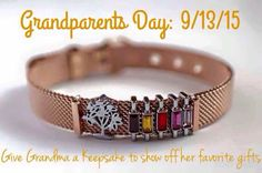 Love this mothers bracelet or a gift for Nana!  #charmedstyle