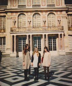 Versailles by Maja Engman