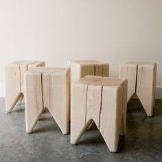 such a great stool for only $85 found via grassroots modern blog