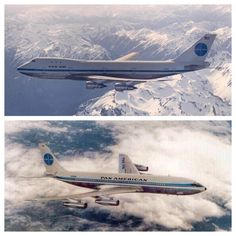 The evolution of Pan American jet travel. 1958-1970