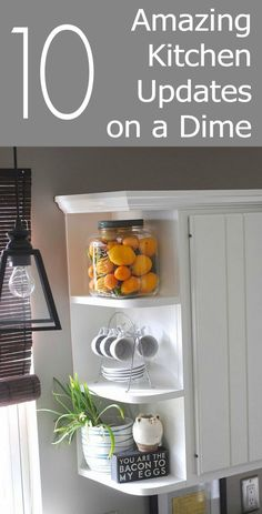 10 Amazing Kitchen Updates on a Dime