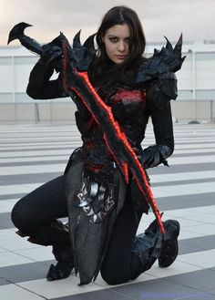 Skyrim Daerdic Armor