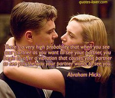 "Quotes Lover, ""There's a very high probability that when you see..."