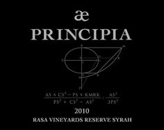 2010 Rasa Vineyards Principia Reserve Syrah 750 mL ** Check out the image by visiting the link.