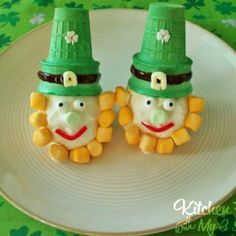 St. Patrick's Day-food idea-Leprechaun Ice Cream