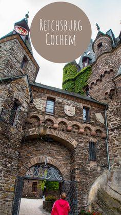 Ich nehme dich mit zu drei Burgen in der Rheinland-Pfalz: Burg Thurant, Reichsburg Cochem und Burg Eltz und zeige dir, wie schön diese sind!
