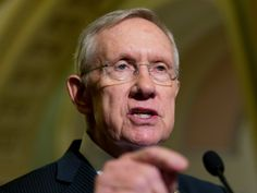 Harry Reid says Russian hacking is 'as big a deal as Watergate or 9/11'