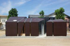 Toilet House by Daigo Ishii + Future-scape Architects (Ibuki-shima, Japan)