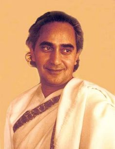Swami Rama - I'm in his yoga lineage.