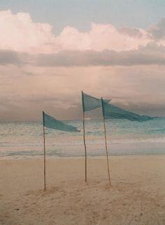 A perfect beach day