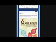 5 Killer Facebook Page Tips For Social Media Marketing #socialmedia #facebook #socialmedia #contest #competition #win #tutorial Pinterest Marketing Tips Let's talk about a true social media driven #website model for your brand! Imagine channelf updates for your site - exclusive methodology by #TheBarnYardGroup.com Creating communities of interest  w #BYG website