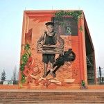 O graffiti Rapaz dos Pássaros, da autoria do português Sérgio Odeith, que decora o exterior do Auditório José Afonso, em Setúbal, foi eleito pelo movimento internacional I Support Street Art como um dos 24 melhores murais do mundo concretizados em 2014. O trabalho artístico de Odeith, inaugurado em Março do ...