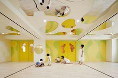 LHM Kindergarten / Moriyuki Ochiai Architects