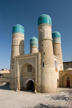 Centre historique de Boukhara