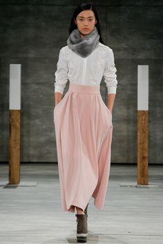 Adeam Fall 2014 - NYFW - Fashion Runway