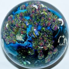 Josh Simpson Inhabited Planet