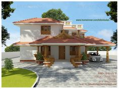 2500 sqft Traditional Kerala Home Design