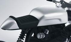 CX500 Motorcycle by Dimitri Bez