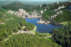 Sylavan Lake, Black Hills South Dakota