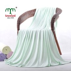 Bamboo Waffle Twin Blankets Solid Modern Bedding Set Throw Blanket New MMY  Brand  MMY   558671cc5