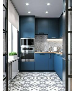 Different and interesting small kitchen design, kitchen ideas, small kitchen remodel, small kitchen decor, small kitchen organization
