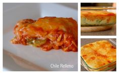 This recipe for Chile Relleno casserole is one of my go-to dinners in a hurry because I almost always have all the ingredients on hand.