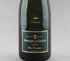 Cava Marques de Gelida Brut Exclusive Reserva