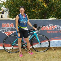 Here is Hilary's race recap of the USA Triathlon Age Group National Championship in Milwaukee. #Triathlete