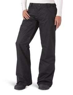 """Oakley Women's Fit Pant, Jet Black, Small by Oakley. $85.65. Consider the Fit Pants the """"Little Black Dress"""" of tech outerwear.  Wear it for any occasion, anytime, anywhere"""