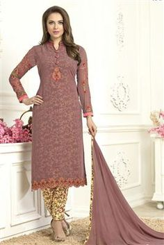 55117eacf4 Wholesale Designer Eid Special Georgette Semi Stitched Salwar Kameez With  Printed Inner Bundle. LKFABKART is Wholesale Supplier of Salwar Kameez.
