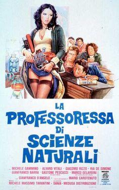 La professoressa di scienze naturali (1976)   FilmTV.it