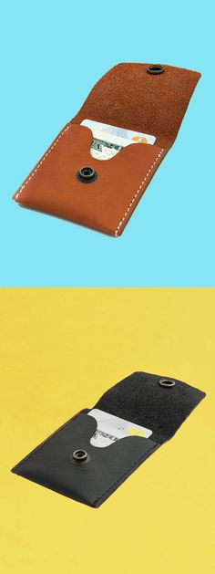 leather wallets from Sweden
